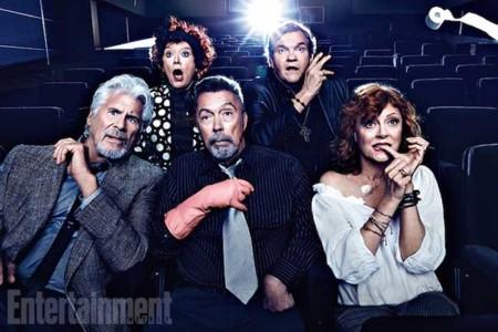 El reparto de 'The Rocky Horror Picture Show' se reúne 40 años después, la imagen de la semana