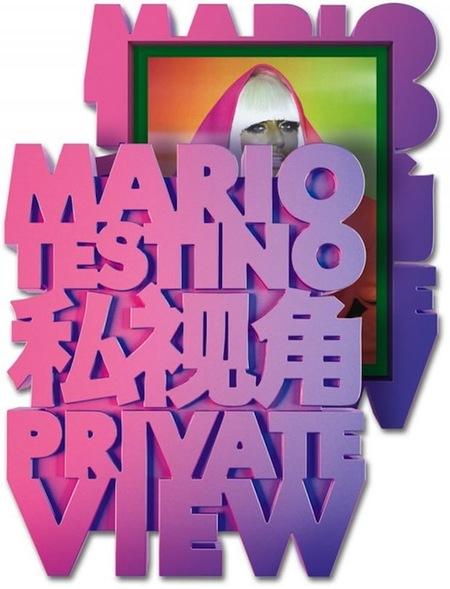 El libro Private View de Mario testino ya tiene su edición limitada