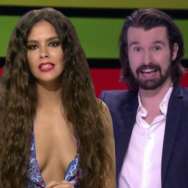 Cristina Pedroche llama feo al becario de 'Zapeando' y deja de descojonarse como en TikTok tras la respuesta de éste