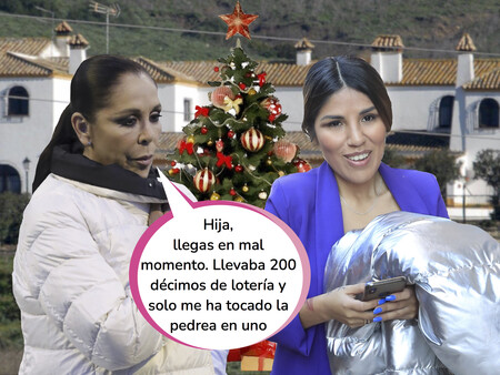 Isa Pi se presenta en Cantora por Navidad: así ha sido el tenso reencuentro con Isabel Pantoja tras poner en duda su salud mental