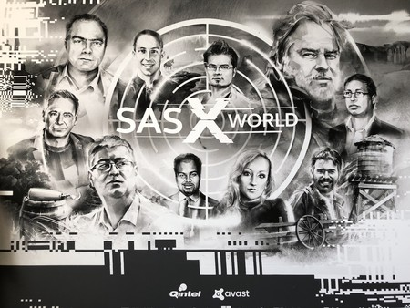 Sas X World