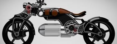 La segunda moto eléctrica de Curtiss se llama Hades, tiene 217 CV y cuesta el doble que una H-D LiveWire