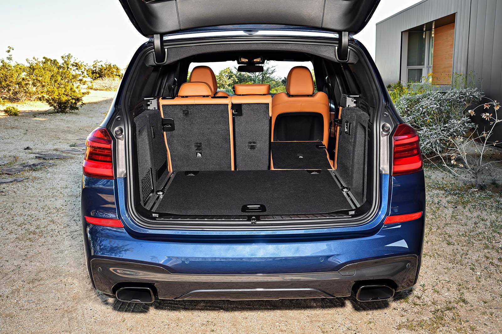 Foto de BMW X3 2018 (15/34)