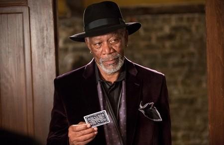 Morgan Freeman en