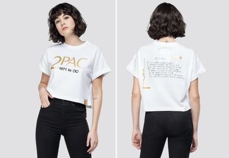Tupac Camiseta Replay 04