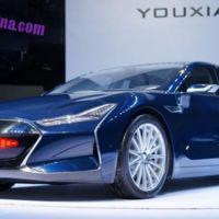 China nos trae el Youxia X, que para nada es una copia del Tesla Model S