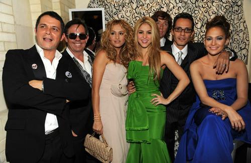 Gala Latina Inaugural 2009