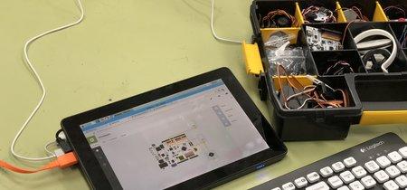 """Raspad, análisis: un tablet con una Raspberry Pi de """"quita y pon"""" que puedes llevar a cualquier lado"""