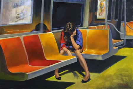Q Train Nigel Van Wieck 1