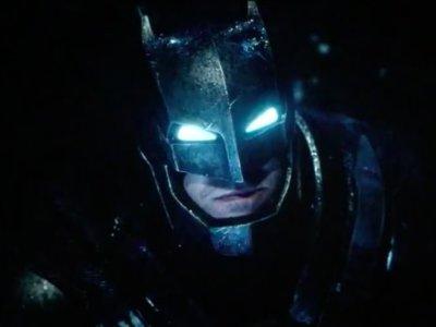 'Batman v Superman: El Amanecer de la Justicia', tráiler