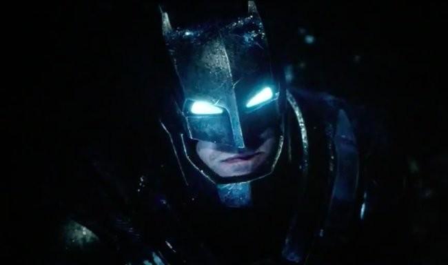 Imagen del tráiler de Batman V Superman