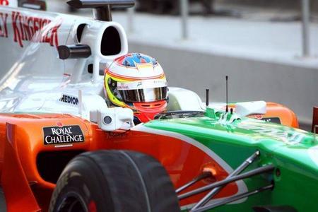 Según Dario Franchitti, Paul di Resta es mejor que Sebastian Vettel