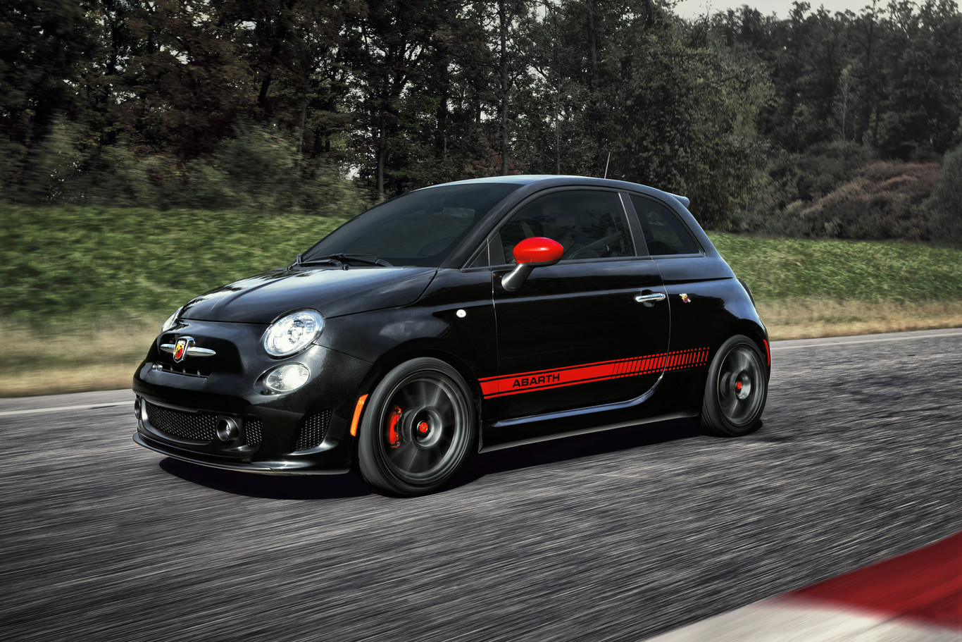 2020 Fiat 500 Abarth Performance and New Engine