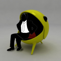 Foto 3 de 10 de la galería silla-pac-man-para-adictos-a-los-videojuegos en Trendencias Lifestyle