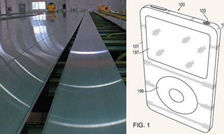 """Una nueva patente sugiere futuros iPods """"unibody"""""""