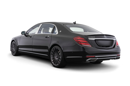 Mercedes Maybach S 650 Night Edition 2