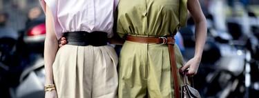 Siete trucos de estilo con cinturón que demuestran que este accesorio puede transformar un look por completo