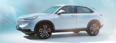 ¡Al descubierto! El nuevo Honda HR-V ya está aquí: un SUV exclusivamente híbrido que llegará a Europa a finales de 2021