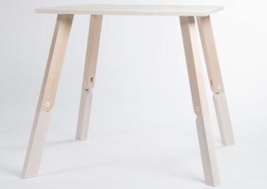 Una mesa inspirada en Bambi