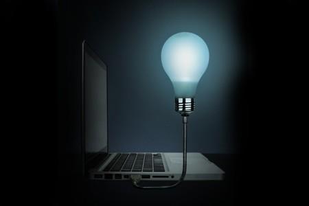 Bright Idea, la bombilla USB para tu ordenador