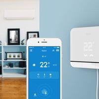 Este dispositivo de tado convierte tu aire acondicionado en inteligente y lo integra en el hogar conectado