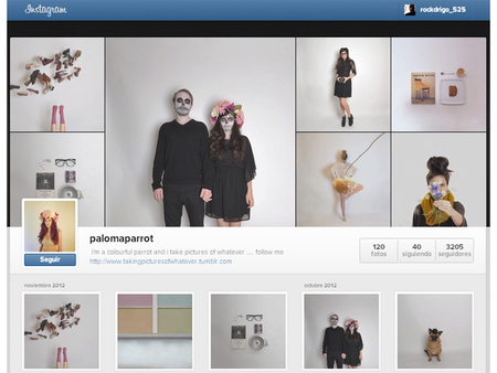 Instagram ahora ofrece: perfiles en la web