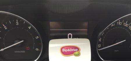 Bip&Drive, el telepeaje conectado a una app