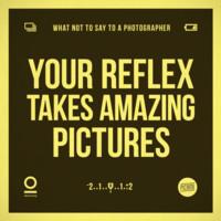 Tu réflex hace unas fotos estupendas