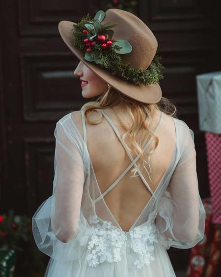 Te damos las claves para ser la novia de invierno perfecta