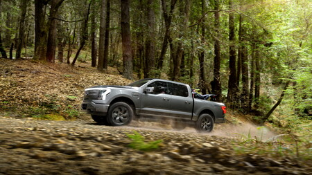Ford F 150 Lightning Pick Up Electrica 2