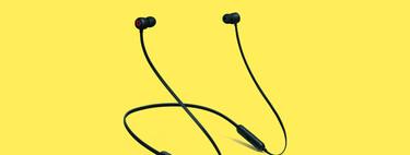 Los auriculares Beats Flex con el chip W1 se conectan rapidísimo al iPhone y están de oferta en Amazon por 41,32 euros