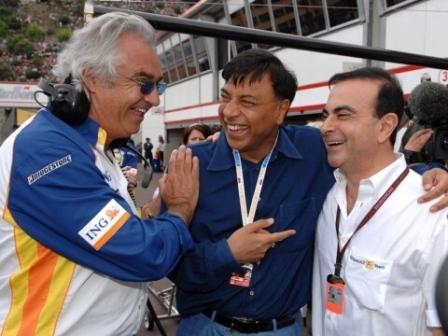 Renault negocia con un patrocinador indio