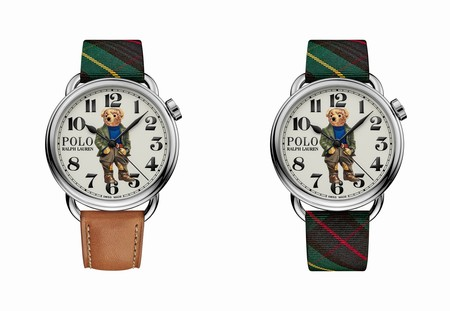 Ralph Lauren Polo Bear Watch Collection Fall Winter 2019 03