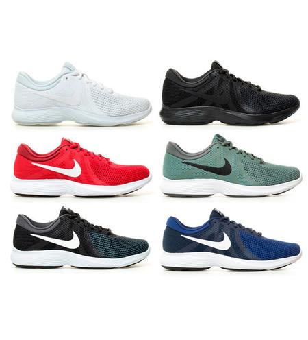 Chollo en eBay: zapatillas Nike   running Revolution 4 en varios colores por 32,95 euros y envío gratuito
