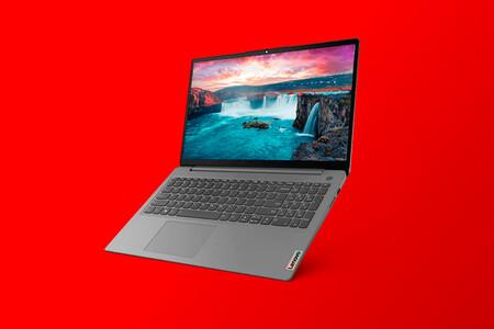 Este Lenovo IdeaPad 3 con Ryzen 7 5700U y 12 GB de RAM por 599,99 euros en Amazon es un equipazo para trabajar y más