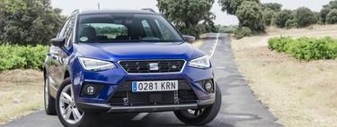 Probamos el SEAT Arona: un SUV compacto de 115 CV equilibrado y con un interesante toque dinámico