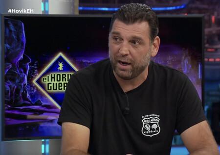 'El Hormiguero': Hovik Keuchkerian, Bogotá en 'La Casa de Papel', le confiesa a Pablo Motos sus serios problemas con el alcohol