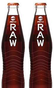 Nueva Pepsi Raw, con productos naturales