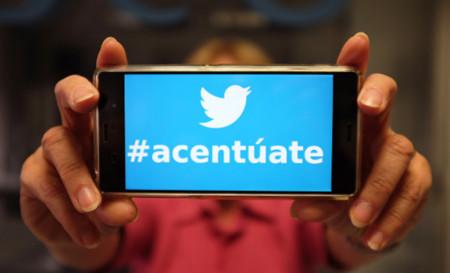 No sólo con #acentúate y Twitter, el español tiene más problemas con las nuevas tecnologías