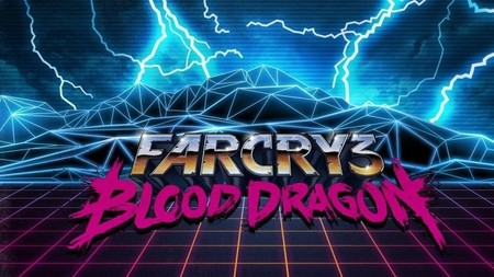 Las primeras capturas de 'Far Cry 3: Blood Dragon' son muy locas