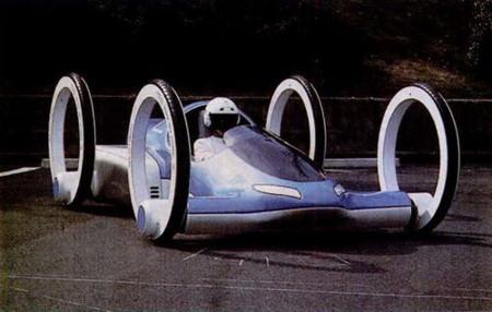 1990 Voyager Cosmico