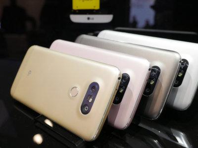 LG G5 rebajará prestaciones y precio para su llegada a Latinoamérica
