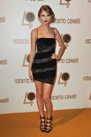 Taylor Swift Roberto Cavalli fiesta París
