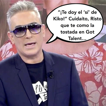 ¿Por qué Kiko Hernández presenta 'Sálvame' con gafas de sol? Este es el problema de salud que le obliga a llevarlas