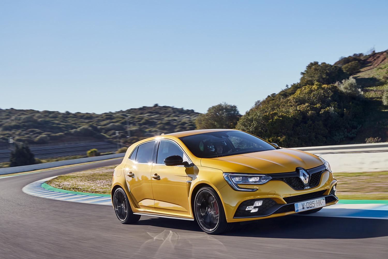 Foto de Renault Mégane R.S. 2018, toma de contacto (16/129)
