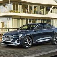 Audi e-tron Sportback, el nuevo coche eléctrico de Audi es un SUV coupé que llegará en 2020 con hasta 446 km de autonomía y 408 CV