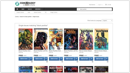 Search Eu Comics By Comixology Google Chrome