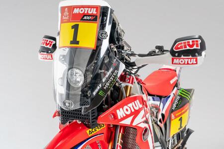 Honda Crf45 Rally Dakar 2021