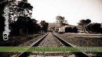 Fotografías desde el tren: Truco Express