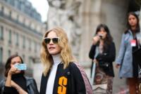 Street Style Semana de la Moda de París: las top models se dejan ver